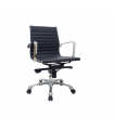 Low Back Chair with Armrest