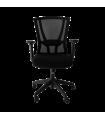 Ergonomic Mid Mesh Back Chair with Adjustable Armrest