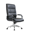 Executive High Back Office Chair with Padded Armrest