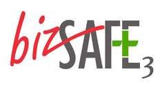 Bizsafe 3 certification